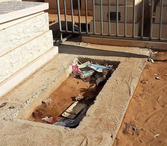 מדוע ניקה אדם חילוני את בית הקברות בבני ברק?