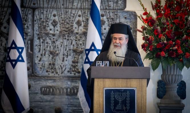 הפטריארכיה היוונית אורתודוקסית מכרה את שטחיה במערב ירושלים, בירדן לא רואים זאת בעין טובה