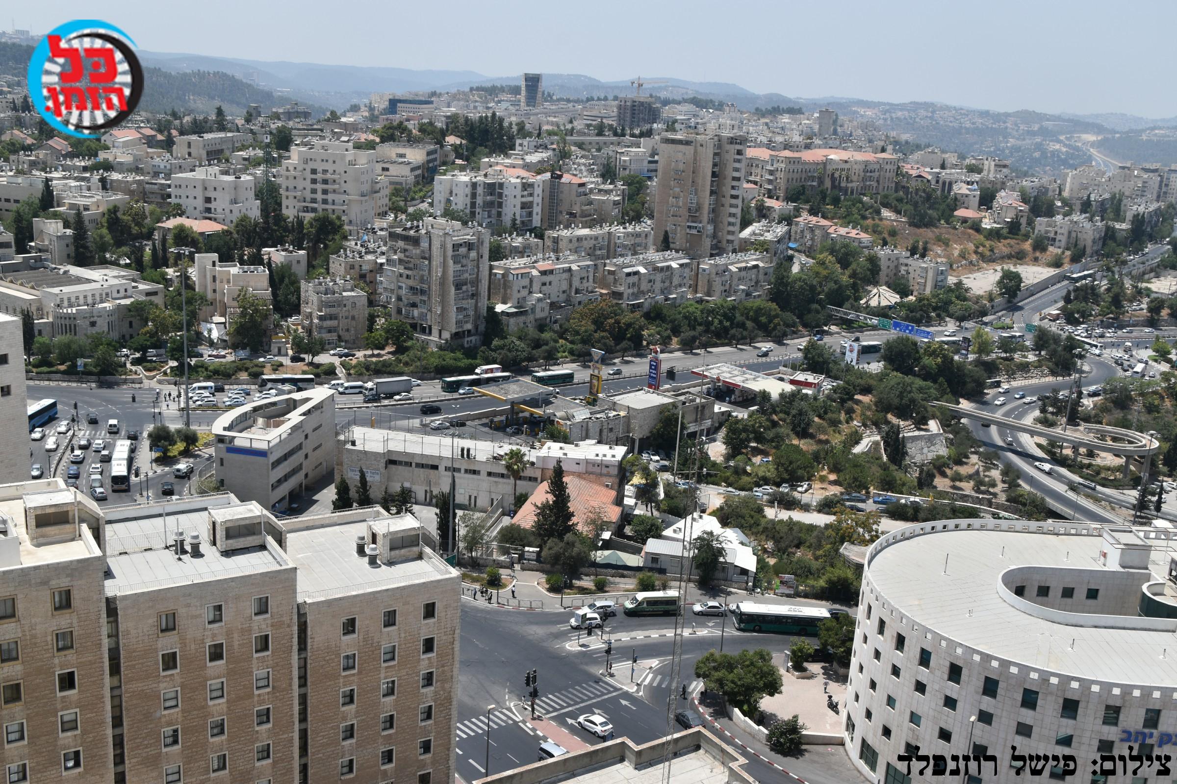 ממצעד ועד שמחת בית השואבה: חוגגים סוכות בסימן 50 שנים לאיחודה של ירושלים