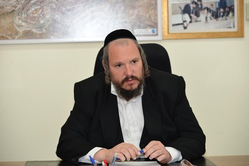 ראש עיריית ביתר מאיר רובינשטיין: לא אתמודד בירושלים