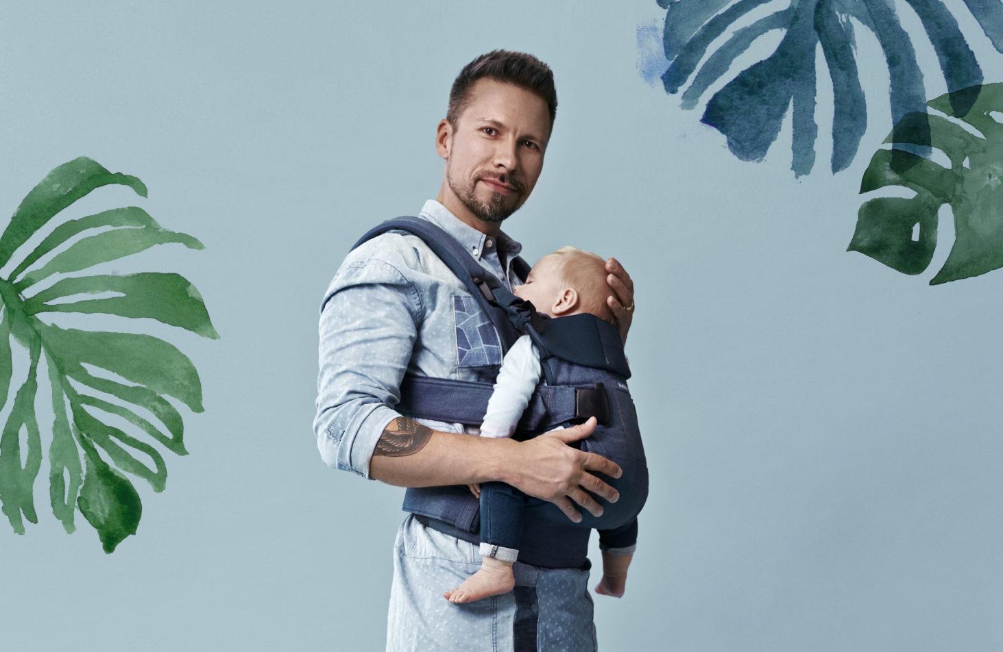 מנשאי תינוקות וטרמפולינות ברמה שלא הכרתם