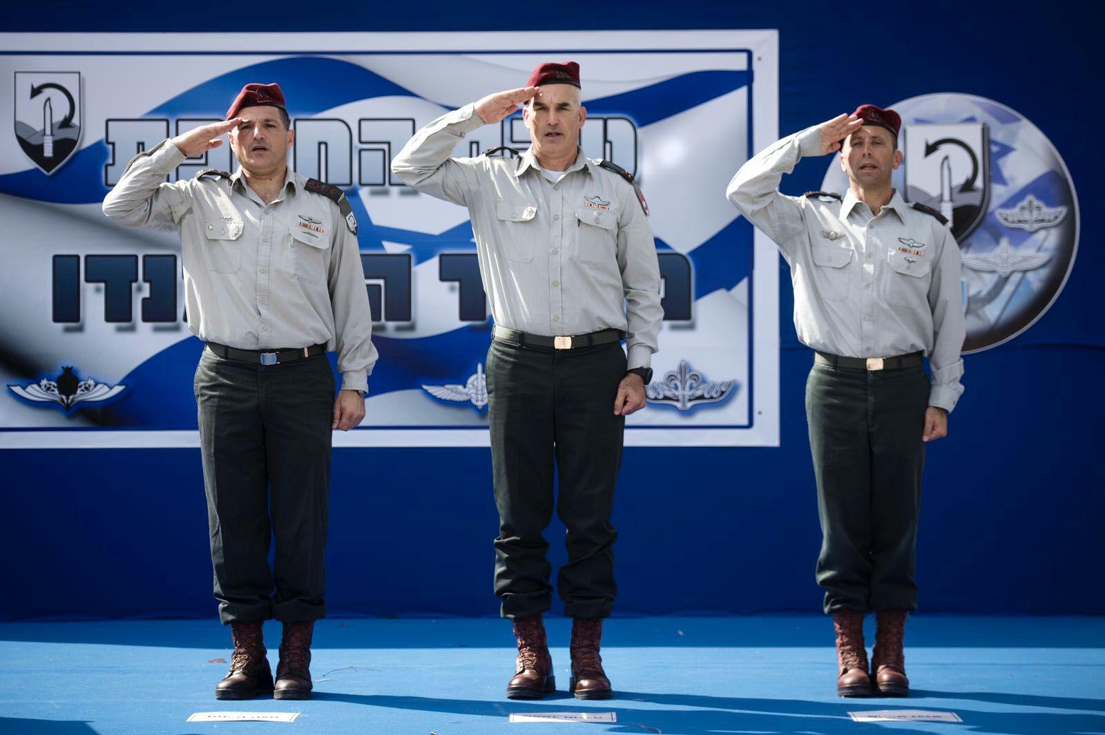 """אלוף-משנה אבי בלוט מונה למפקד חטיבת """"עוז"""""""