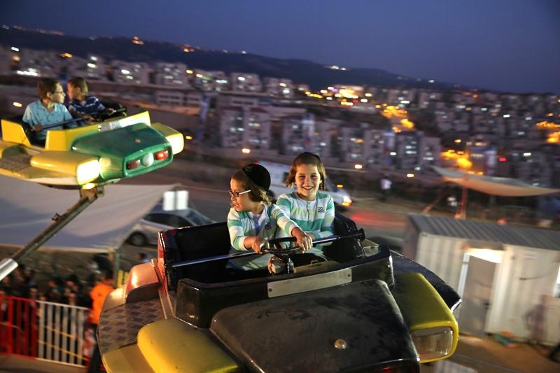 מופעים ומתקני שעשועים: 25,000 ילדי ביתר נהנו בלונה פארק