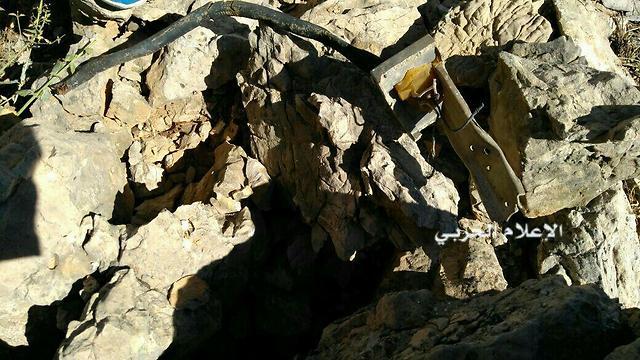 צפו בתיעוד של חיזבאללה: 'מתקן ריגול' ישראלי שנתפס בשטח לבנון