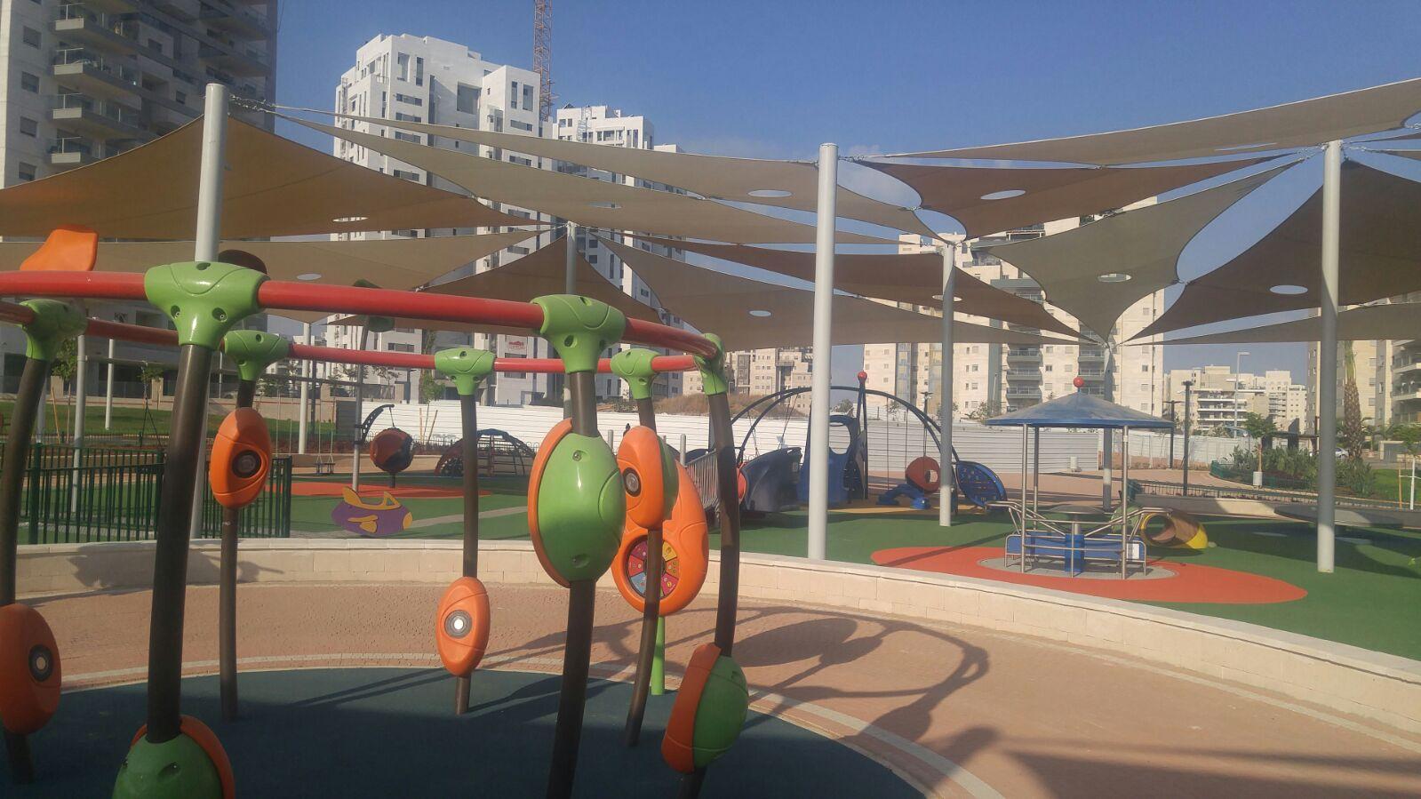 עיריית רחובות מציגה: פארק על שטח של כ-13 דונם לרווחת התושבים