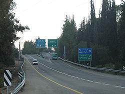 ראש הממשלה ושר התחבורה חנכו את כביש 38 המוביל לבית שמש