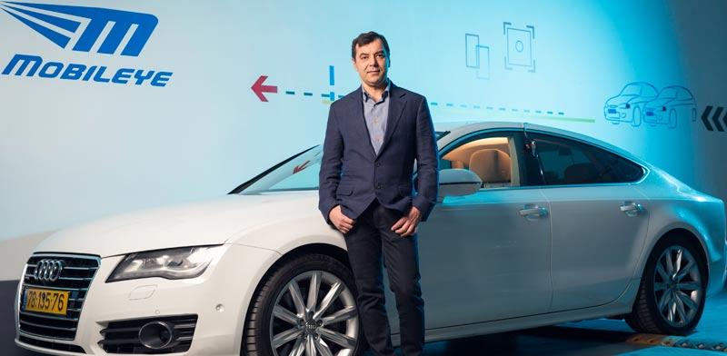 """כבר בקרוב: ניסוים במכוניות אוטונומיות יערכו בישראל ע""""י אינטל ומובילאי"""