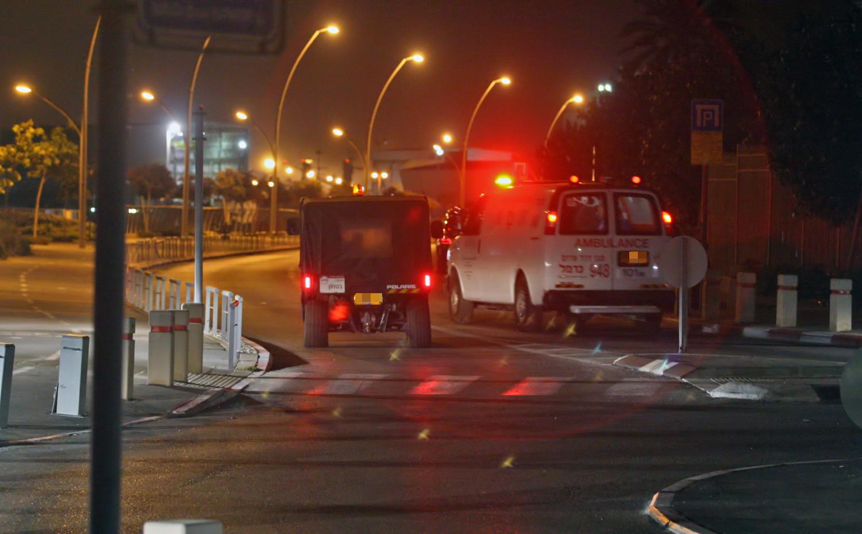 רכב קרבי משוריין התהפך הלילה בצפון, שני הרוגים ומספר נפגעים