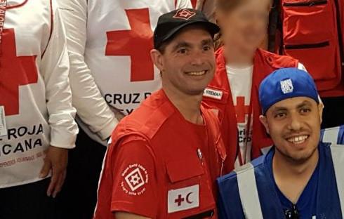 תראו מה מצאנו: משלחת מגן דוד אדום בטקסס • הצלב האדום הישראלי