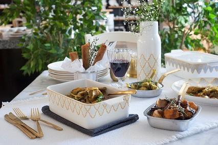 להתפנק מסביב לשולחן החג: כמה רעיונות וטיפים לעיצוב שולחן חג מושלם