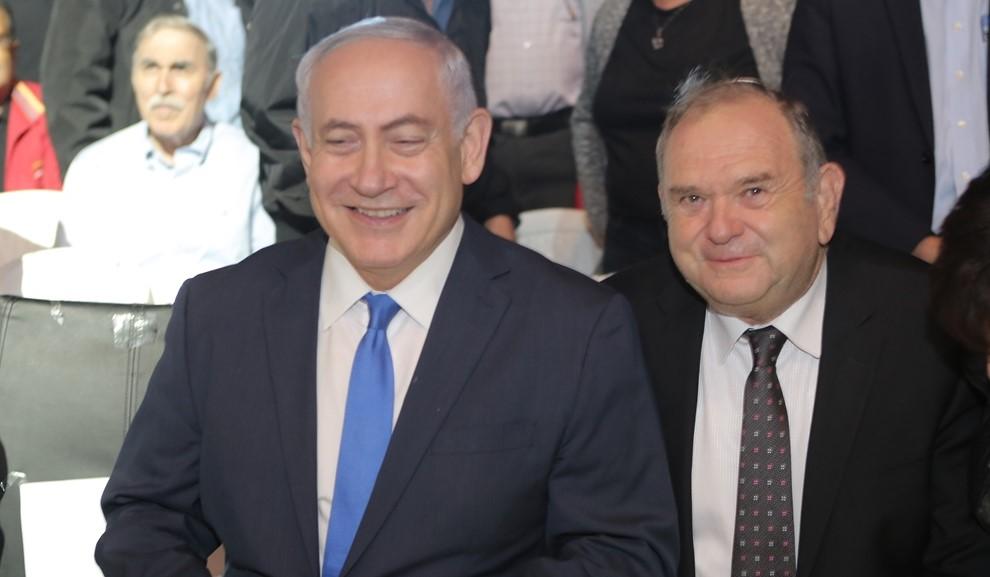 """""""הרצל הוא משה רבינו המודרני"""" • ראש הממשלה חגג 120 שנות ציונות"""