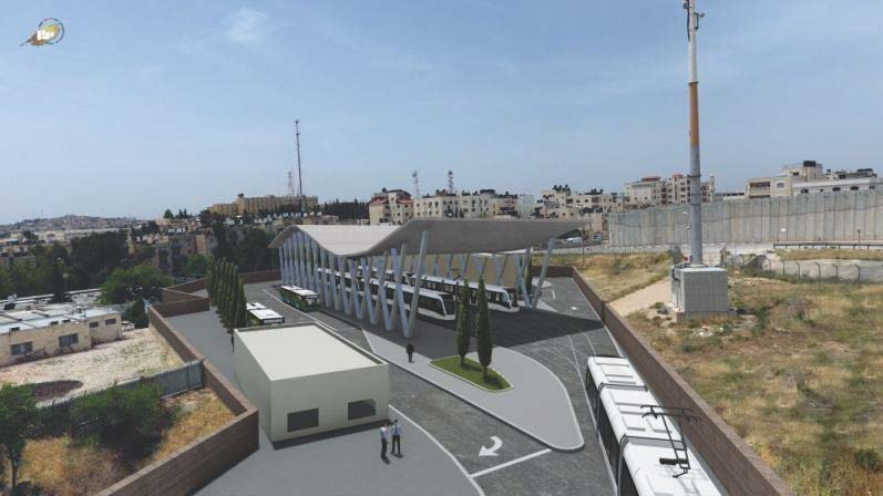 חניון קרונות חדש לשיפור שירות הרכבת הקלה ומסוף לאוטובוסים יוקמו בשכונת נווה יעקב בירושלים