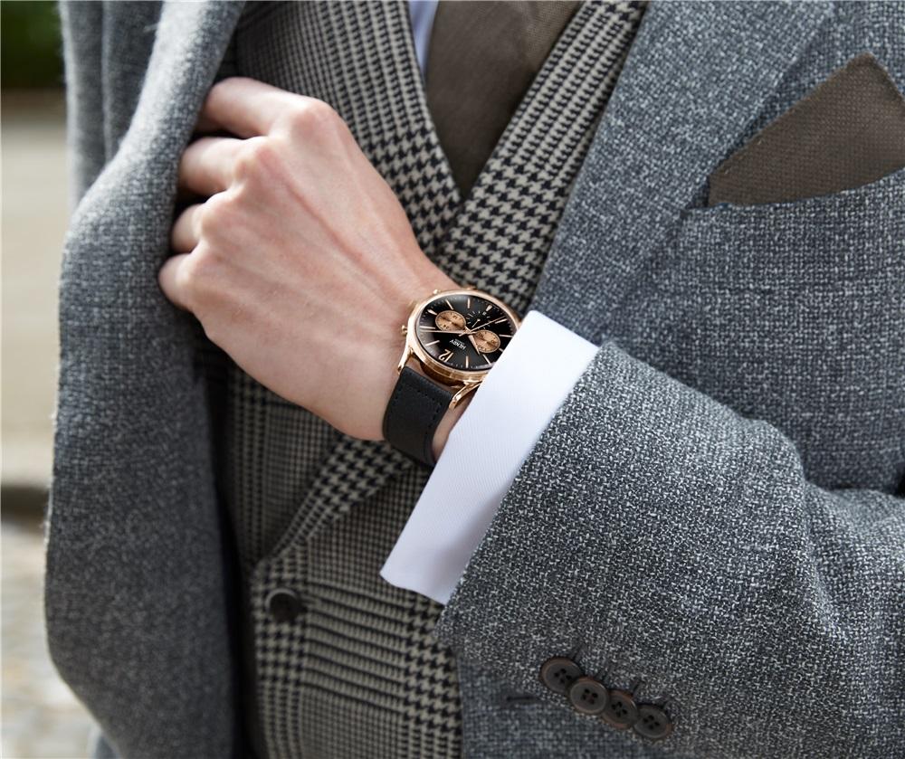 מבצע אופנתי: מותג שעוני האופנה  Henry London
