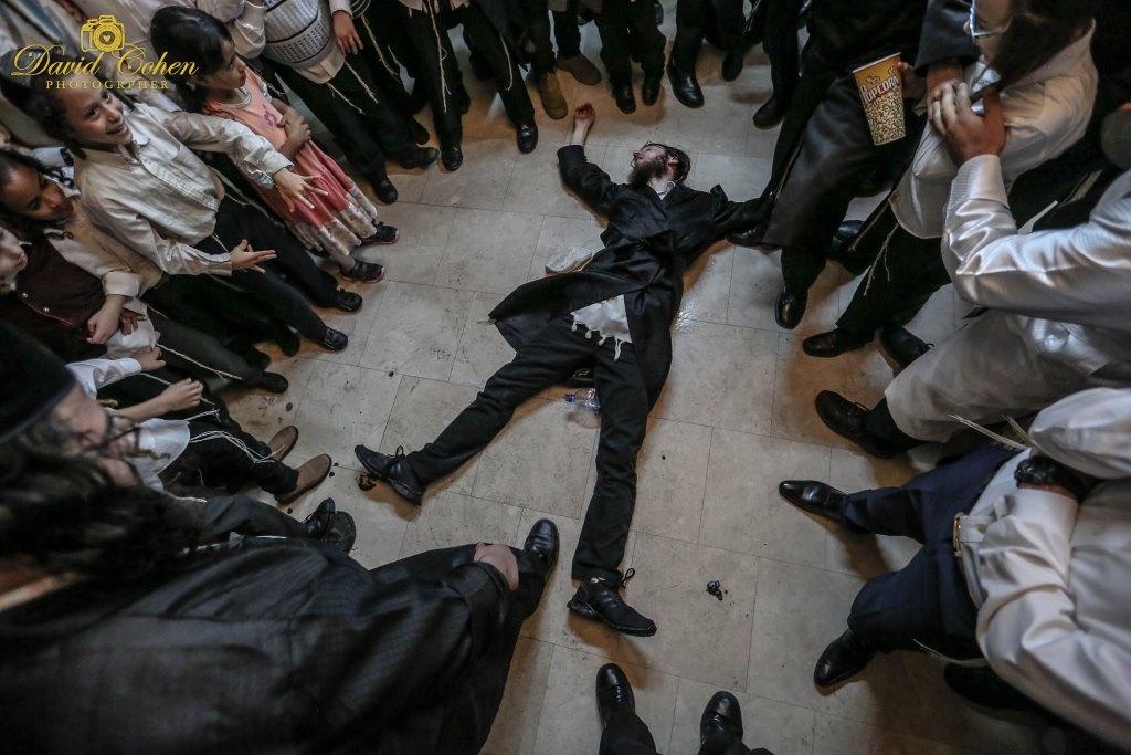 גלריית ענק מהגליל: הקפות שניות בצפת ובמירון