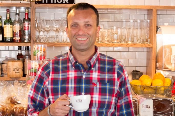 חוגגים סוכות  ברשת בתי הקפה ביגה