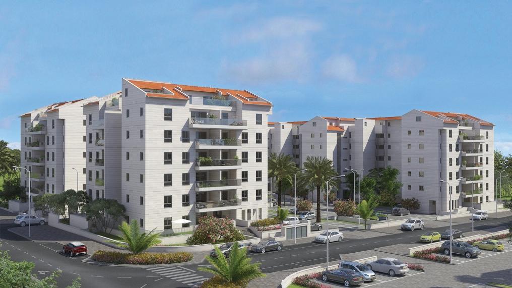 אוכלס הבנין ה-10 בפרויקט הראשון בישראל לשכירות ארוכת טווח עד 20 שנה