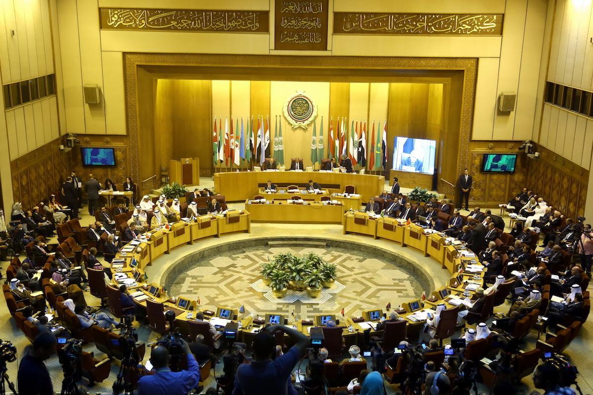 הפלסטינים זועמים: הליגה הערבית צידדה בישראל
