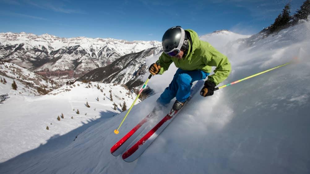 מתחילים או מנוסים: חופשת סקי