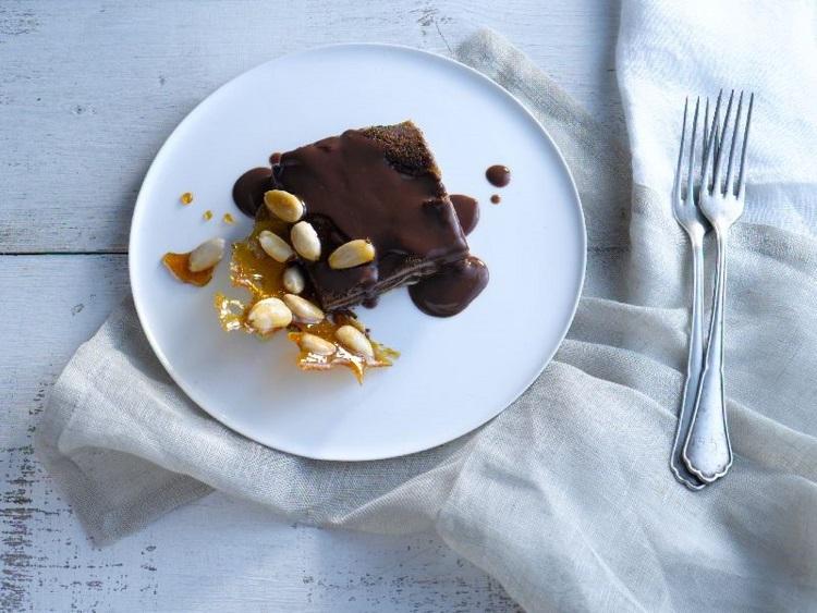 לא רק מלוח: מתכון ללזניית שוקולד