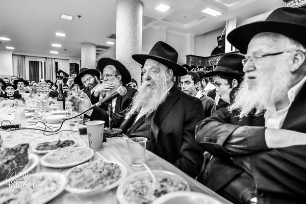החוזר רבי יואל כהן הגיע לקרית גת