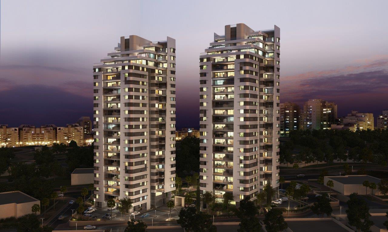 100 דירות נמכרו ברבע מיליארד שקל