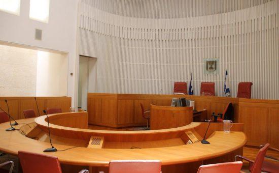 בגצ בית המשפט העליון. צילום: בעריש פילמר