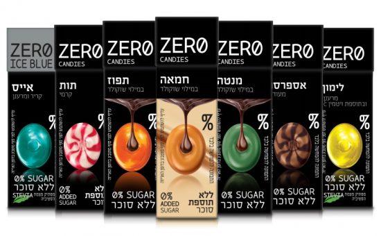 סוכריות ללא סוכר ZERO CANDIES | צילום: אימג ארט חברת נאוברנד