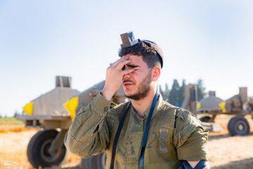 תיעוד: הטנקיסטים שפעלו בחזית 'שומר החומות'