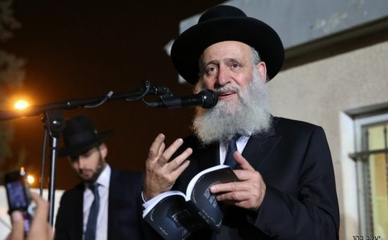הרב ראובן אלבז
