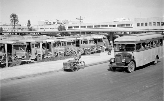 התחנה המרכזית הישנה תל אביב