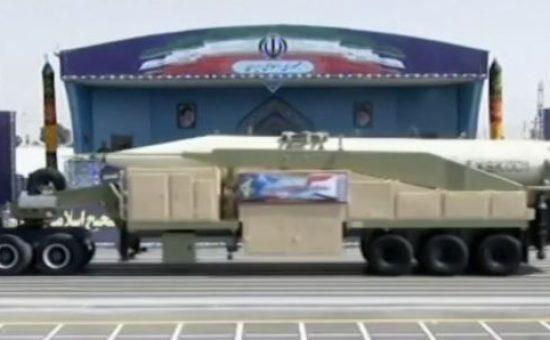 טיל בליטסי ארוך טווח של איראן
