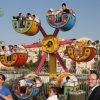 18,651 ילדים נהנו בחינם מהלונה-פארק