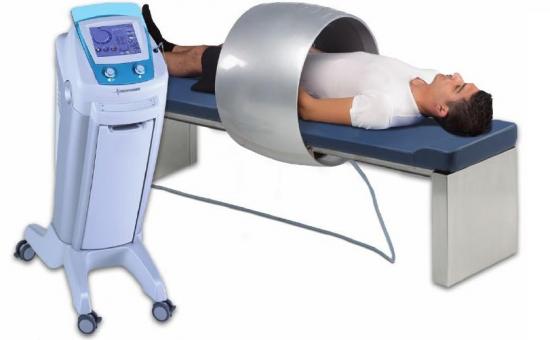 מיטת טיפול בטכנולוגיית PEMT פולסים אלקטרומגנטים