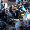 יחידת האופנועים של 'הידברות'