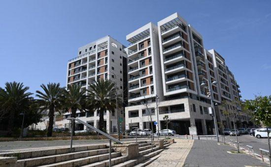 פרויקט הרובע בחיפה יולי 2021. צילום איתמר סיידא