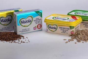 כל הטוב מהצומח: Mazola תחליף חמאה פרימיום