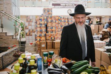 כל דכפין לאלפי יהודי מוסקבה