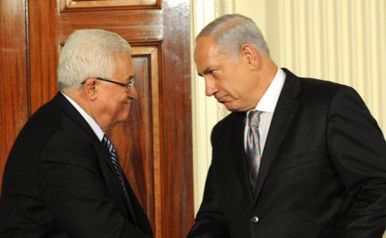 ראש-הממשלה-בנימין-נתניהו-ונשיא-הרשות-הפלסטינית-אבו-מאזן-צילום-משה-מילנר-לעמ-2