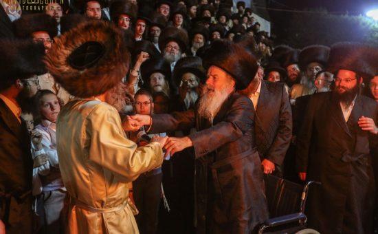 רבי אלימלך בידרמן במירון, צילום דוד כהן (76)