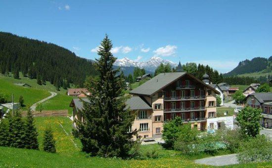 מלון בשוויץ