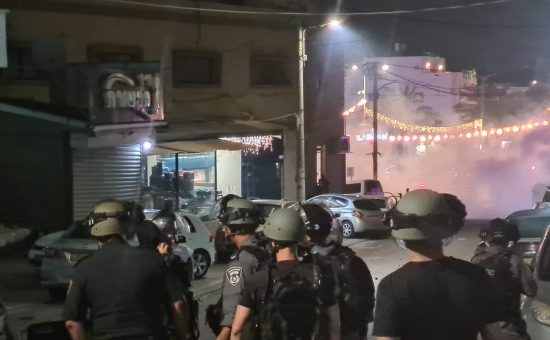 צילום: דוברות משטרת ישראל לינץ'