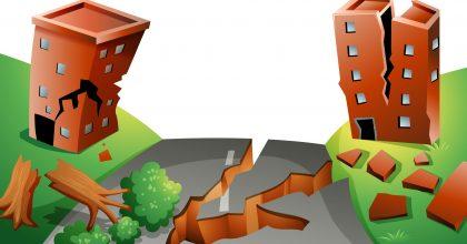 רעידת אדמה: מאות כיתות בסכנת התמוטטות