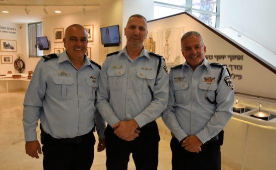 חילופי משמרות בפיקוד השפלה