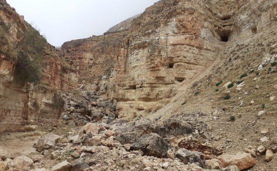 המערה בואדי רשאש.  צילום: טל רוגובסקי