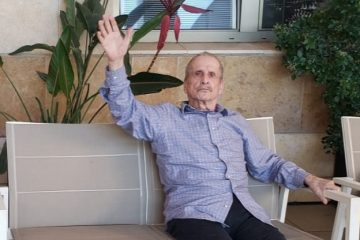 משה אסקיו: בן 91 מרקיד בבני ברק