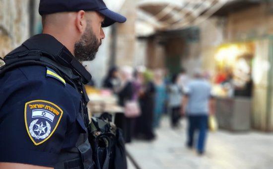 אילוסטרציה: שוטר