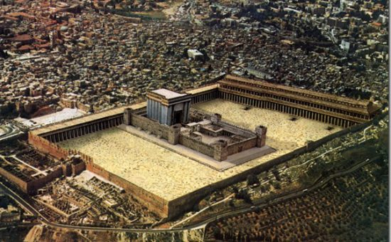 בית המקדש - אילוסטרציה, אין קשר לנאמר בכתבה